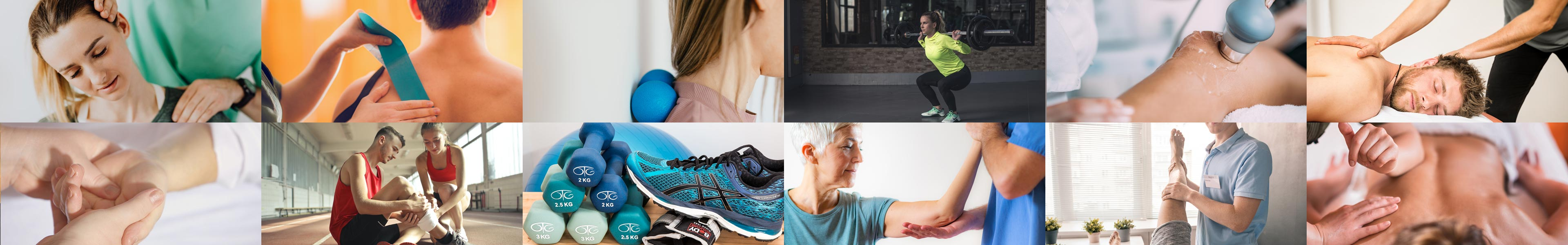 Collage of Physiotherapy Services and Lifestyle Providing you the best Physio Treatments in Singapore