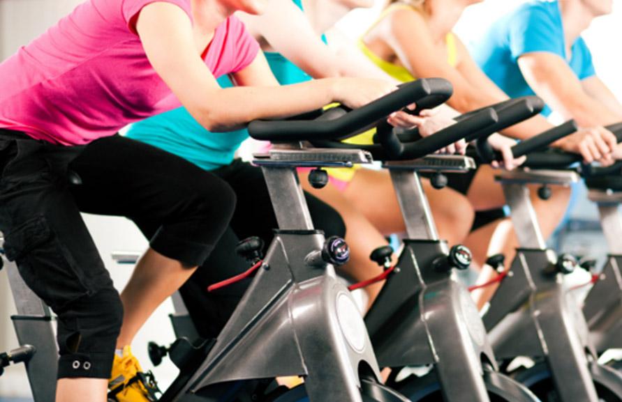 Spin Class: High Intensity Workout