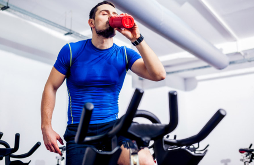 Take care of your body during Spin Class